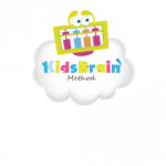 logo nube kids brain